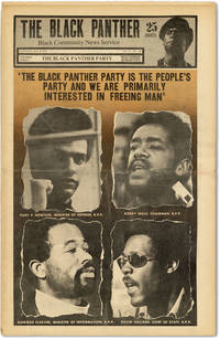 The Black Panther: Black Community News Service - Vol.IV, No.22 (May 2, 1970)