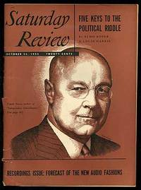Saturday Review of Literature: October 25, 1952