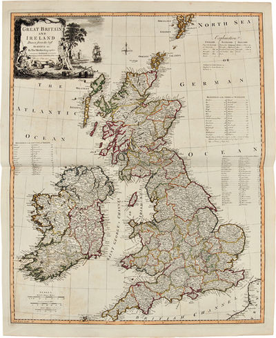 A NEW UNIVERSAL ATLAS, EXHIBITING ALL...