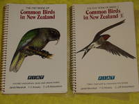 The Fiat Book of Birds 1 and 2  - Common Birds of New Zealand