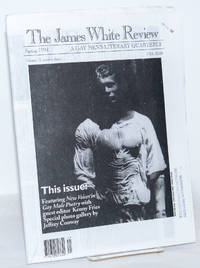 image of The James White Review: a gay men's literary quarterly; vol. 11, #3, Spring 1994: New Voices in Gay Male Poetry