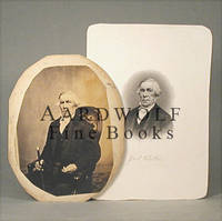Original Photograph, Mortgage Deed, and Last Will and Testament of Joel Valentine (1791-1866), Bennington, Vermont