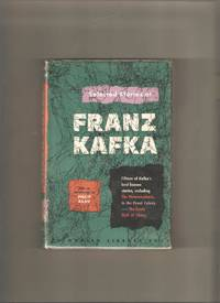Selected Stories of Franz Kafka: Modern Library #283