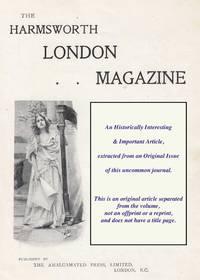 My Destiny. A Watside Romance. A rare original article from the Harmsworth London Magazine, 1898-99