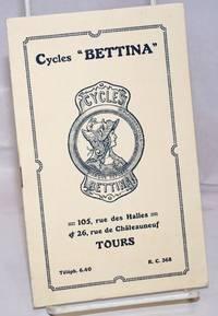 "image of Cycles ""Bettina"" Tours"
