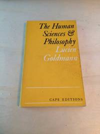 image of The Human Sciences & Philosophy