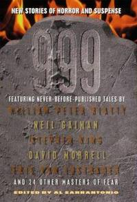 999 : New Stories of Horror and Suspense