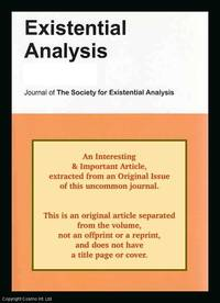 I Am What I Am: Existentialism and Homosexuality. An original article from the Journal of The...