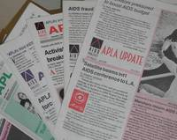 APLA Update: vol. 2, #2 & 4, vol. 3, #1, 3-5, June 1990 - June 1991 [Six issue broken run]