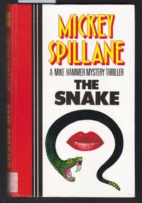 image of The Snake - A Mike Hammer Mystery [ Large Print ]