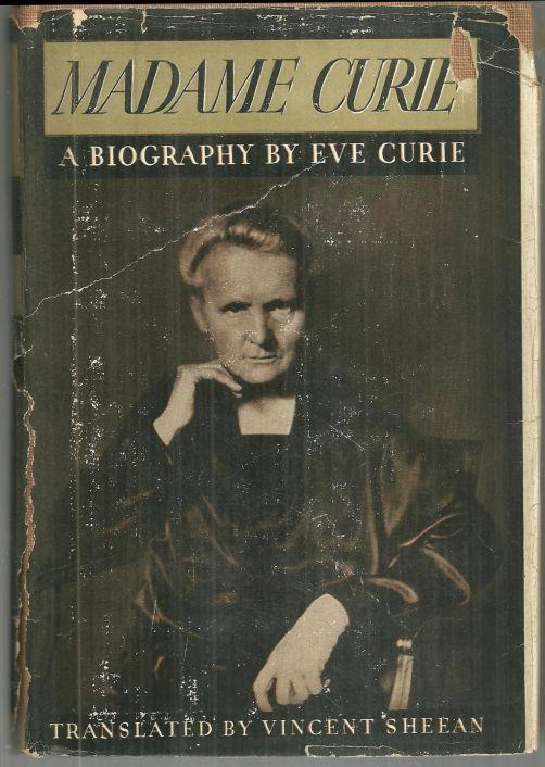 MADAME CURIE, Curie, Eve