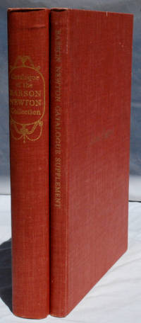 A Descriptive Catalogue of the Grace K. Babson Collection of the Works of Sir Isaac Newton and...