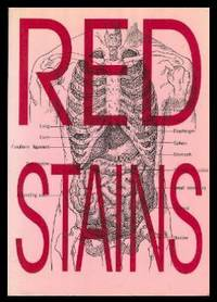 RED STAINS by Hunter, Jack (editor) (Steve Clark; John Smith; Ramsey Campbell; Stephen Sennitt; Aaron Williamson; Tony Reed; David Conway; Clint Hutzulak; James Havoc; Terence Sellers; Paul Buck; Adele Olivia Gladwell; D. F. Lewis; Jeremy Reed; Paul Marks) - 1992