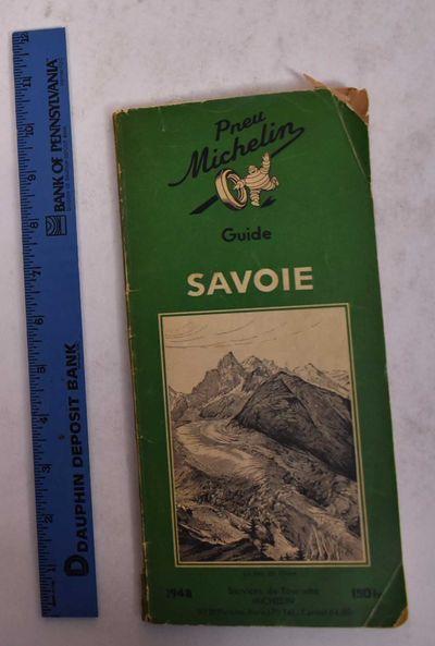 Paris: Manufacture de Caoutchouc Michelin, 1948. Paperback. Fair. Visible wear to covers, including ...