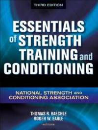 image of Essentials of Strength Training and Conditioning - 3rd Edition