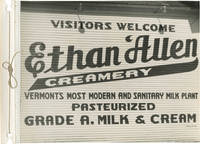 image of Archive of photographs of the Ethan Allen Creamery, VT, circa 1930s