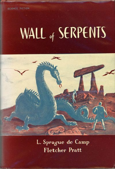 New York: Avalon Books, 1960. Octavo, cloth. First edition. Third and last volume in the
