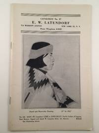 E. W. Latendorf Catalogue # 27