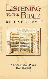 The Pentateuch (NAB) Listening to the Bible On Cassette