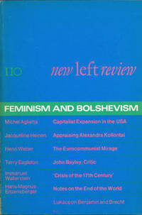 image of New Left Review: Feminism and Bolshevism (No. 110, July-August 1978)