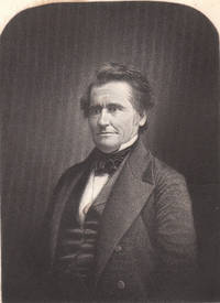 image of Original 1849 Steel Engraving of Joseph R. Chandler Statesman from  Philadelphia, Pennsylvania