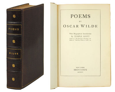 Poems. Biographical Introduction by...