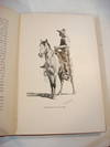 View Image 3 of 4 for PONY TRACKS. Written and Illustrated by Frederic Remington Inventory #9456