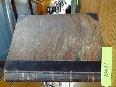 London: George Fall, 1859. Hardcover. G+ (Has moderate wear along binding edges and spine; outermost...