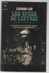 Les épées de l'effroi by Vernon Lee - 1970 - from philippe arnaiz and Biblio.com