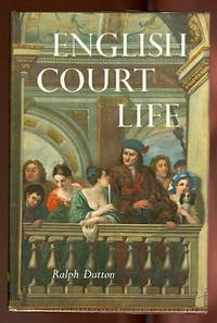 image of ENGLISH COURT LIFE, FROM HENRY VII TO GEORGE II.