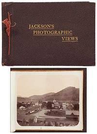[Cover Title]: Jackson's Photographic Views