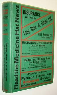 Henderson's Medicine Hat (Alberta) and Redcliff Directory 1955 - Volume XIX