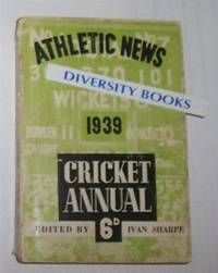 ATHLETIC NEWS CRICKET ANNUAL  1939