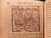 Les secrets et merveilles de nature. Recueillis de divers autheurs, & divisez en XVII. livres....