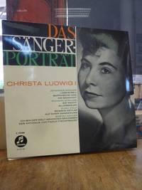 image of Das Sängerporträt - Christa Ludwig 1 [Schallplatte],