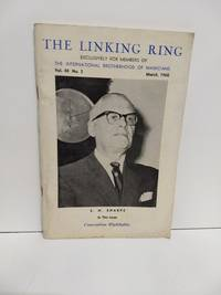 image of The Linking Ring Volume 48, No 3 March 1968
