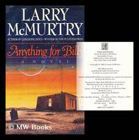 image of Anything for Billy / Larry McMurtry