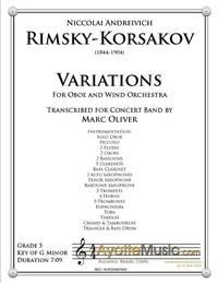 Oboe Variations