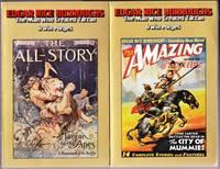 Edgar Rice Burroughs: The Man Who Created Tarzan -(two volume soft covers)- -(no slipcase)-