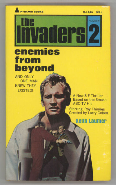New York: Pyramid Books, 1967. Small octavo, pictorial wrappers. First edition. Pyramid Books X-1689...
