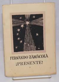 image of Homenaje que La Jefatura Provincial de Propaganda dedicó por Radio Sevilla a su camarada Fernando Zamacola, alférez de reugulares caido por dios y por España en Los Blázquez, el 14 de Junio de 1938