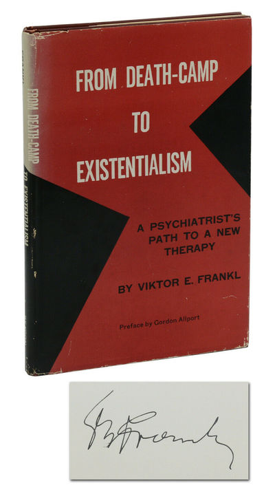 From Death-Camp to Existentialism: A...