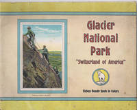 "GLACIER NATIONAL PARK ""SWITZERLAND OF AMERICA"" Sixteen Beauty Spots in Colors"
