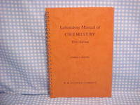 image of Laboratory Manual of Chemistry