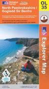 image of North Pembrokeshire (Explorer Maps) (Explorer Maps) (OS Explorer Map)