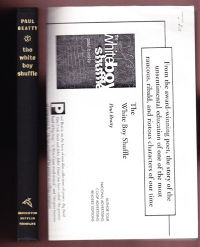 Boston: Houghton Mifflin, 1996. First edition, first prnt. Review copy with the publisher's 2pp stap...
