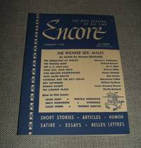 image of Encore for January 1946