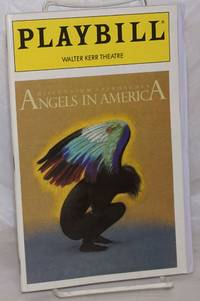 image of Angels in America: Millenium Approaches [playbill] Walter Kerr Theatre