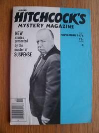 image of Alfred Hitchcock Mystery Magazine November 1976