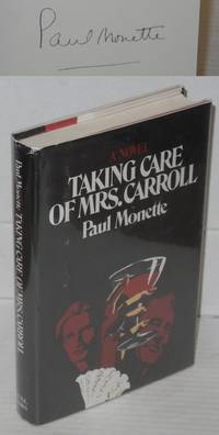 Taking Care of Mrs. Carroll; a novel